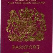 British passport as part of European Union