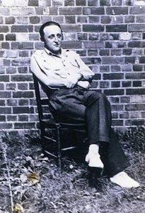 Serhij Sochocky - POW in Rimini, Italy WWII