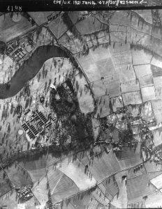 Camp 231 Redgrave Park, England, WWII