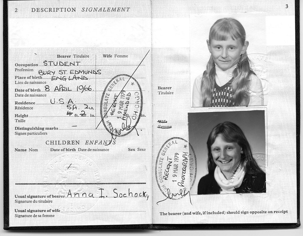 British passport defines more than a country